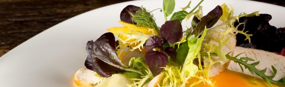 De basis: salades met Juulz+ dressing